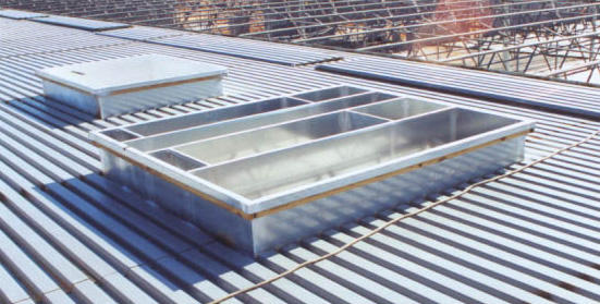 Structural Roof Curbs